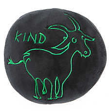 "ED Ellen DeGeneres ""Kind"" Ball Dog Toy - Plush"