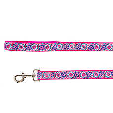 Top Paw® Hawaiin Flower Dog Leash