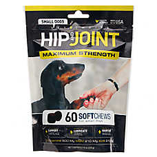 Hip & Joint Small Breed Soft Chews