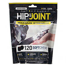 Hip & Joint Senior Dog Soft Chews