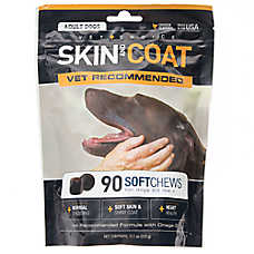 Skin & Coat Adult Dog Soft Chews