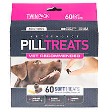 Pill Treat Peanut Butter Flavored Soft Treats