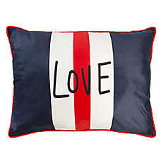 ED Ellen DeGeneres Love Pillow Dog Bed