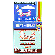 Licks® Littles™ Joint + Heart Dog Supplements