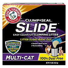 ARM & HAMMER™ SLIDE Cat Litter - Clumping, Multi-Cat