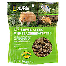National Geographic™ Flaxseed Coated Sunflower Seeds
