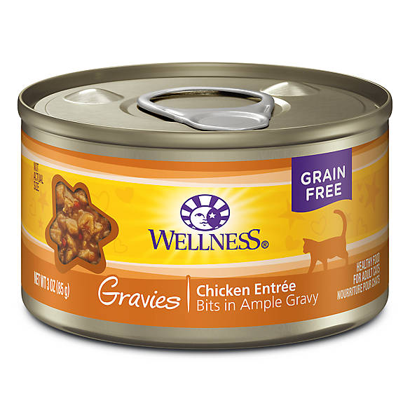 Grain Free Wet Cat Food Site Petsmart Com