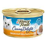 Fancy Feast® Creamy Delights Adult Cat Food - Chicken