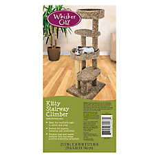 Whisker City® Kitty Stairway Climber