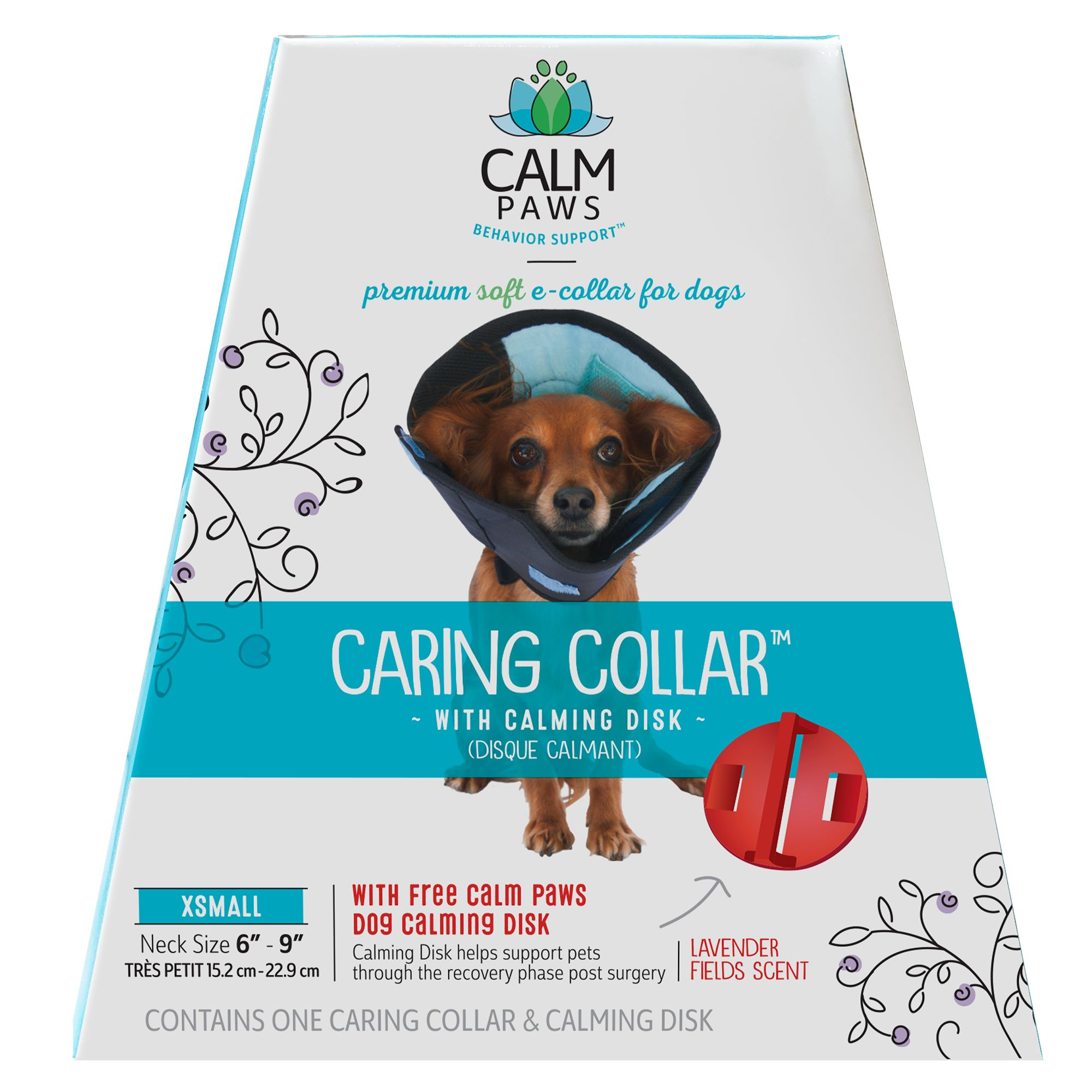 Calm Paws Gel Patch Protector 8 Pack