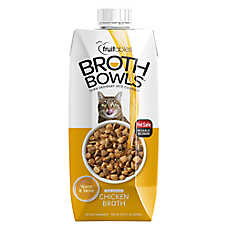 Fruitables® Broth Bowls Cat Food Topper - Chicken