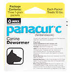 Panacur® C Canine Dewormer - 3 Pack