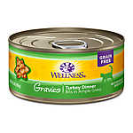 Wellness® Gravies Adult Cat Food - Grain Free, Turkey Entree