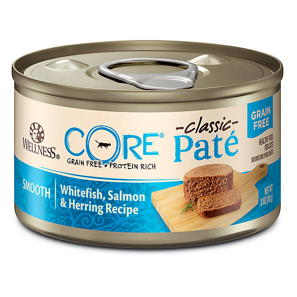 Wellness 174 Core 174 Classic Pate Cat Food Natural Grain