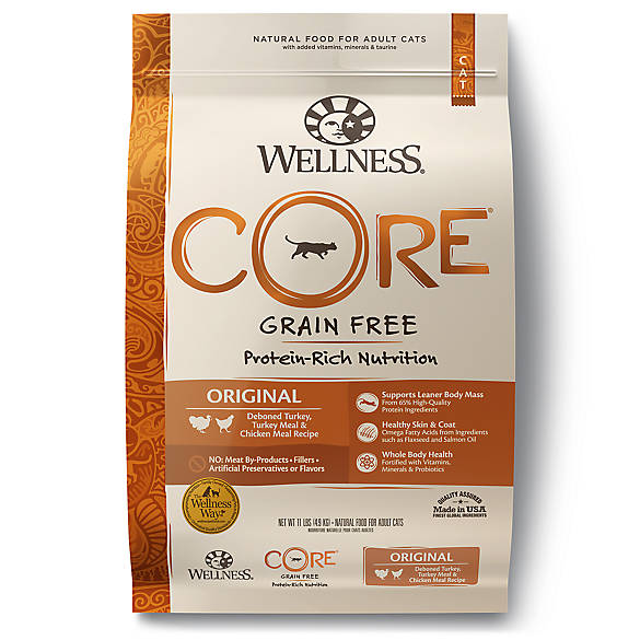 Wellness Core Cat Food Petsmart