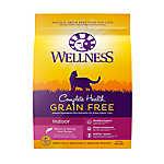 Wellness® Complete Health Indoor Cat Food - Natural, Grain Free, Salmon & Herring Meal
