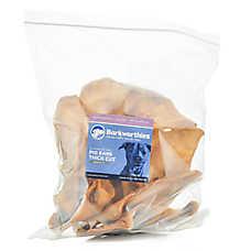 Barkworthies Pig Ears Dog Chew - Natural