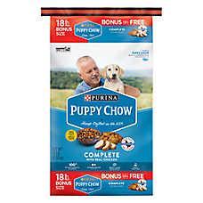 Purina® Puppy Chow Complete Puppy Food - Chicken