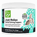 Only Natural Pet® Just Relax Herbal Calming Support Soft Dog Chews
