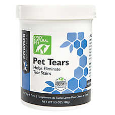 Only Natural Pet® Pet Tear Stain Remover