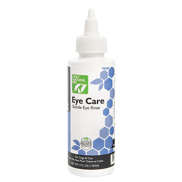 Only Natural Pet® Gentle Care Pet Eye Care Rinse