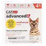 Cat MD Maximum Defense™ Advanced 2 5-9 lbs Flea Treatment