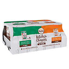 NUTRO™ Kitchen Classics Adult Dog Food - Natural, Lamb & Chicken, Variety Pack, 6ct