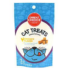 Grreat Choice® Cat Treat Refill for Treat Ball - Chicken