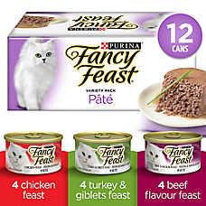 Fancy Feast® Pate Deli Supper Variety Pack Cat Food