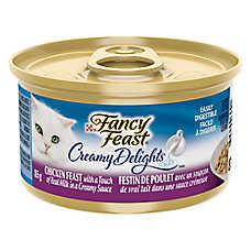 Fancy Feast® Creamy Delights - Grilled Chicken Feast