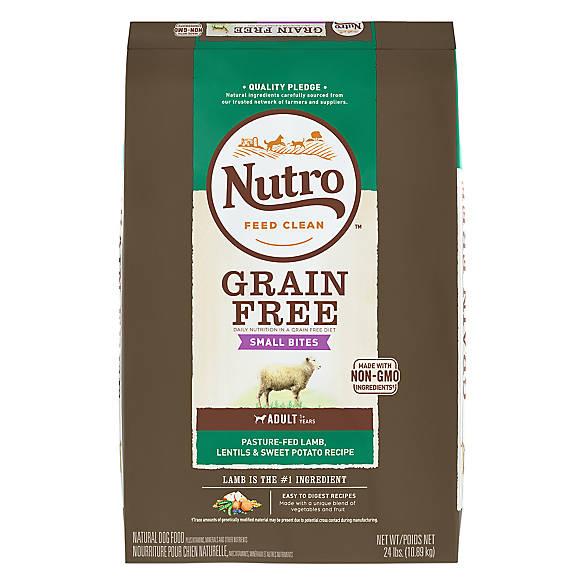 Non Gmo Grain Free Dog Food