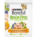 Purina® Beneful® Adult Dog Food - Grain Free, Gluten Free, Chicken