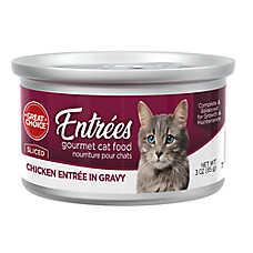 Grreat Choice® Gourmet Cat Food - Chicken Feast