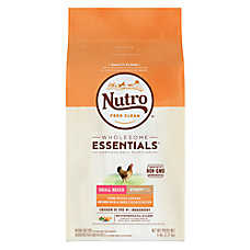 NUTRO™ Wholesome Essentials Small Breed Puppy Food - Natural, Chicken, Brown Rice & Sweet Pota