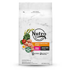 NUTRO™ Wholesome Essentials Small Breed Adult Dog Food - Chicken, Brown Rice & Sweet Potato