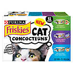 Purina® Friskies® Cat Concoctions Variety Pack Cat Food