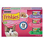 Purina® Friskies® Surf'n Turf Variety Pack Cat Food
