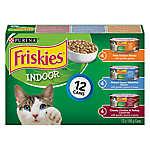 Purina® Friskies® Indoor Variety Pack Cat Food