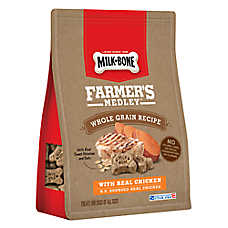 Milk-Bone® Farmer's Medley Dog Treat - Chicken