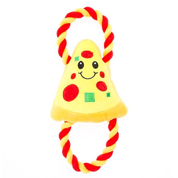 Top Paw® Pizza Dog Toy - Plush | dog Plush Toys | PetSmart