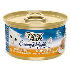 Fancy Feast® Creamy Delights - Pate Chicken Feast