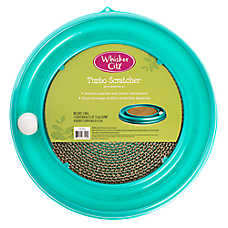 Whisker City® Turbo Scratcher