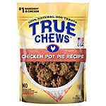 True Chews® Dog Treat - Natural, Chicken Pot Pie