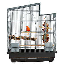 All Living Things® Loft Bird Cage