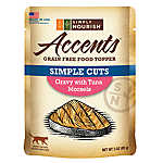 Simply Nourish™ Accents Cat Food Topper - Natural, Grain Free, Gravy with Tuna