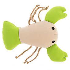 Jackson Galaxy® Mega Marinater Natural Lobster Cat Toy - Catnip