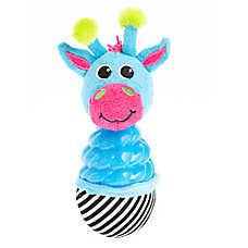 "Puppies""R""Us™ Giraffe Wobble Dog Toy - Plush"