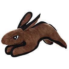 TUFFY® Barnyard Rabbit Dog Toy - Squeaker