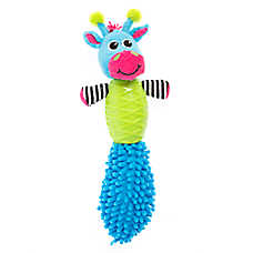 "Puppies""R""Us™ Giraffe Noodle Tail Dog Toy"