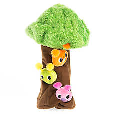 "Puppies""R""Us™ 3-Caterpillar Tree Dog Toy - Plush"